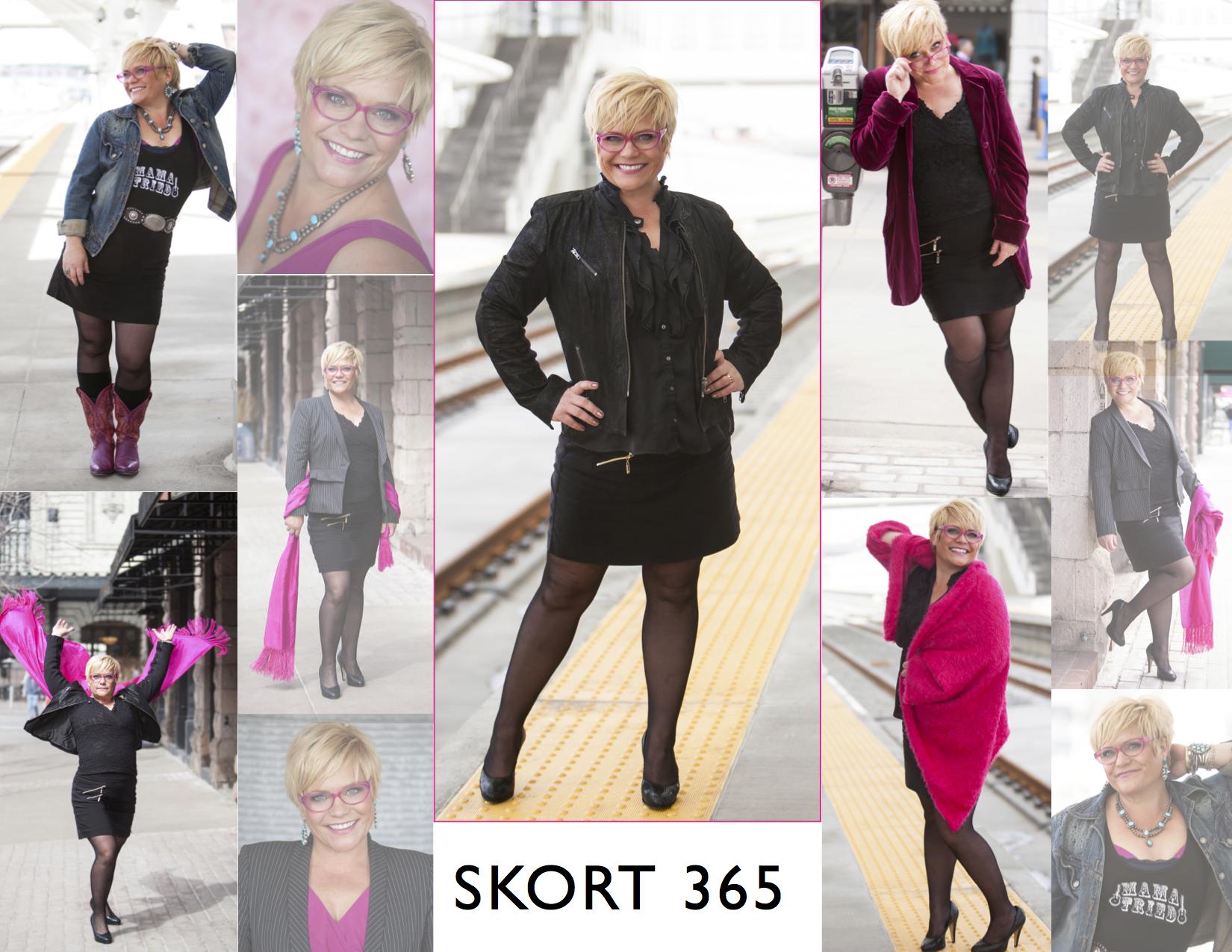 A Year in Skorts.