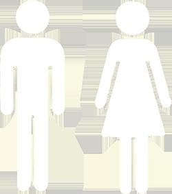 Ik ben een vrouw en een man. </learning Dutch>