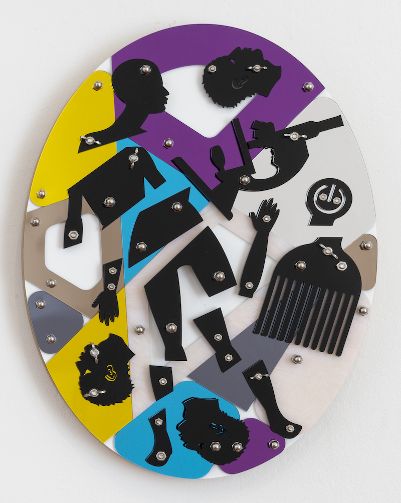 Body Parts (Blackamoors Collage #153), 2018, CNC routed Baltic birch, plexiglass, mirror and stainless steel hardware, 22_ x 16_ (1).jpg