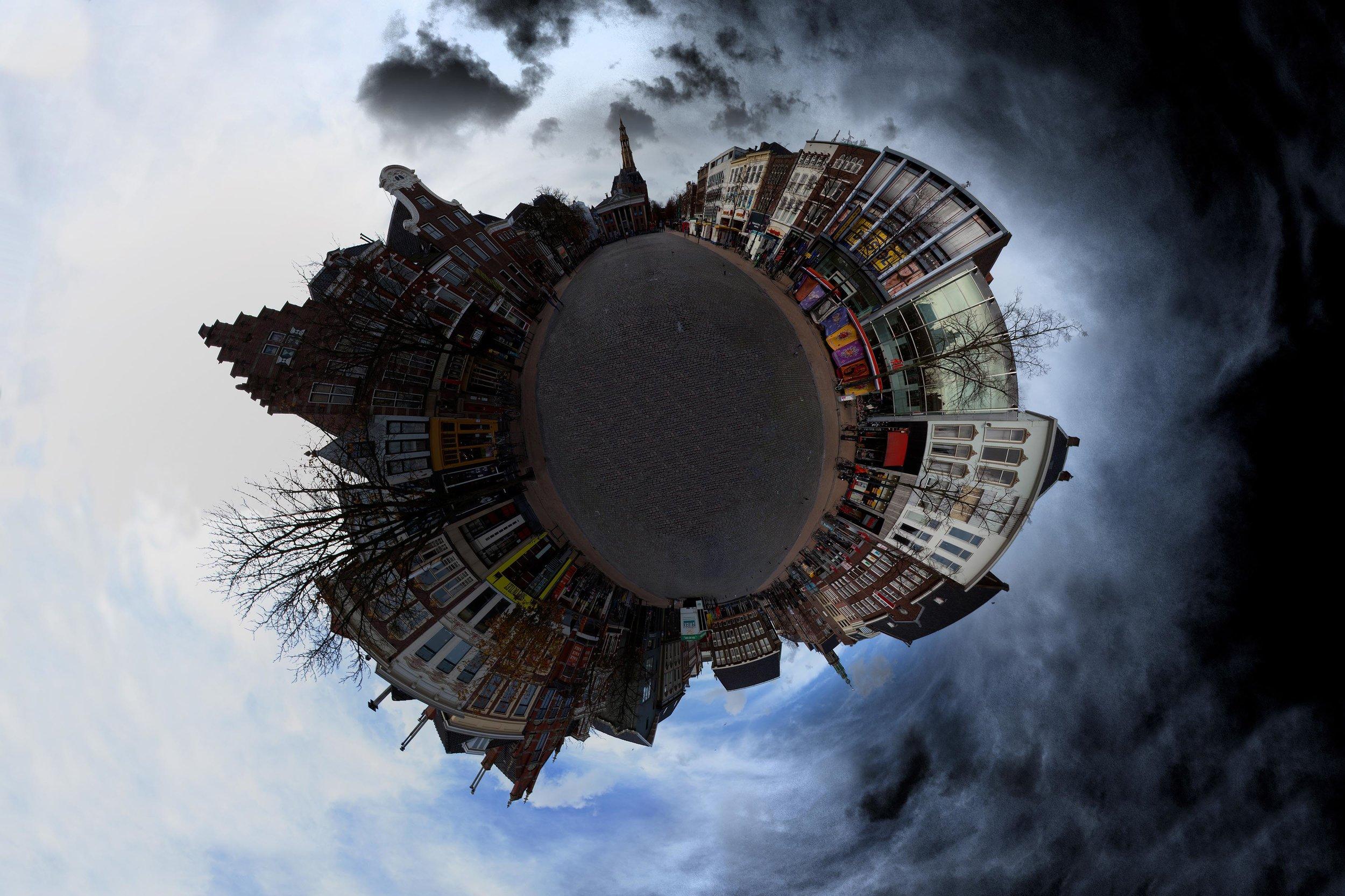 Vismarkt Groningen (één van mijn eerste sphere foto's)