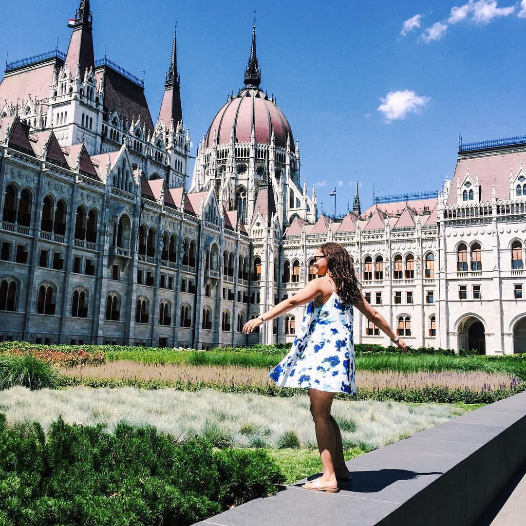 Hungarian Parliament Building Budapest, Hungary | June 18, 2016
