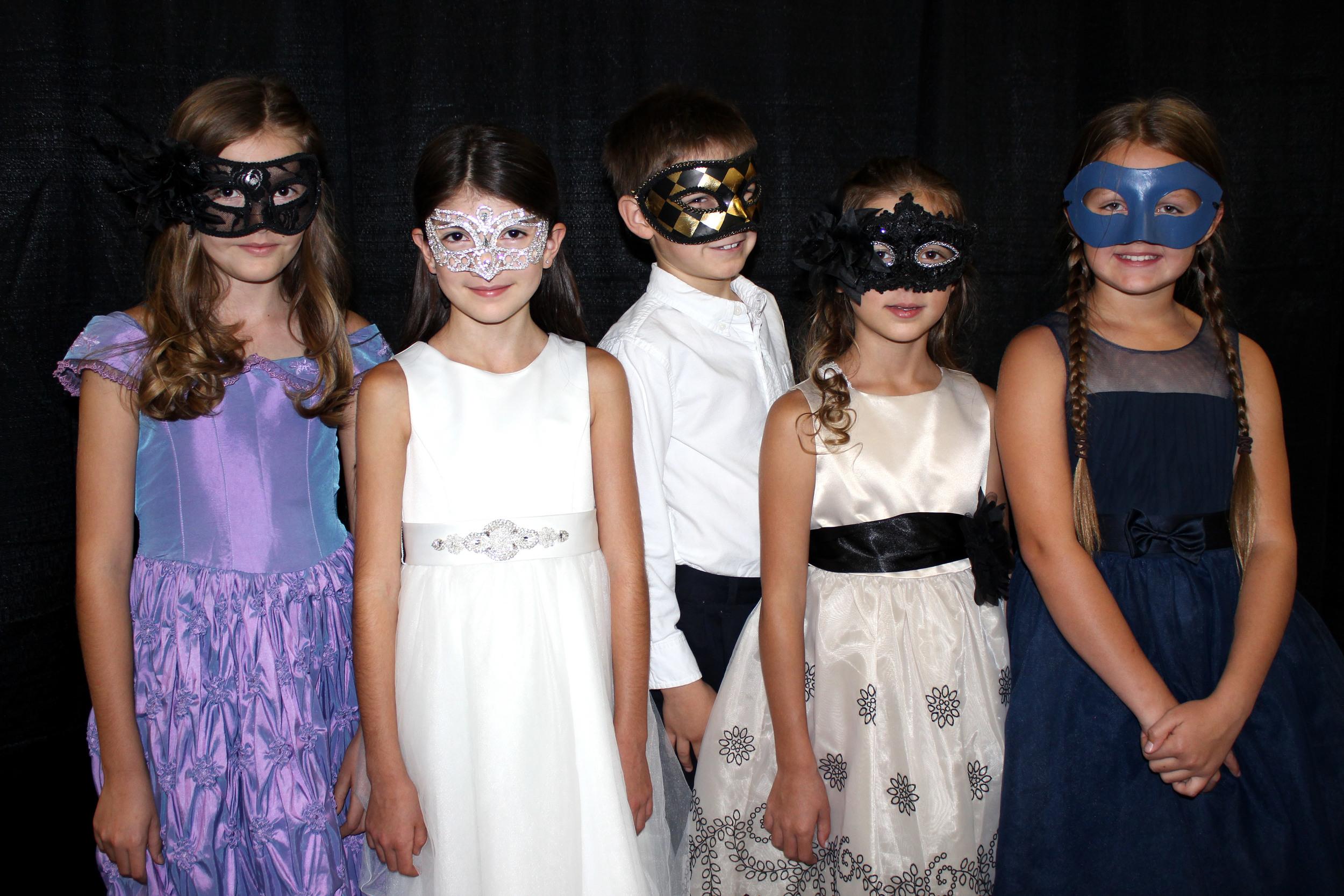 Masquerade Younger Group.jpg