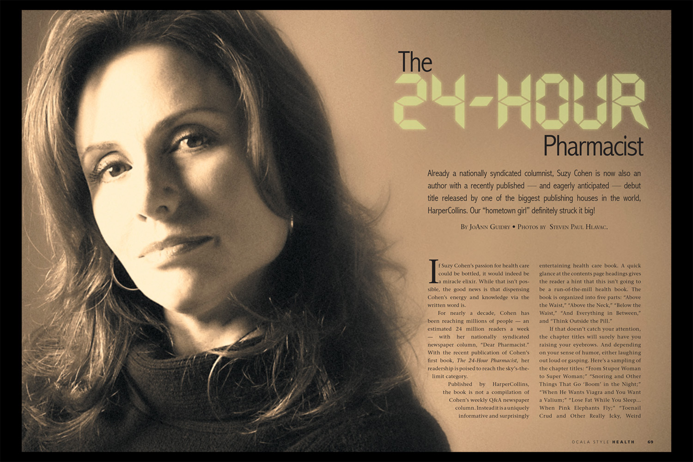 Lake & Sumter Style Health Magazine