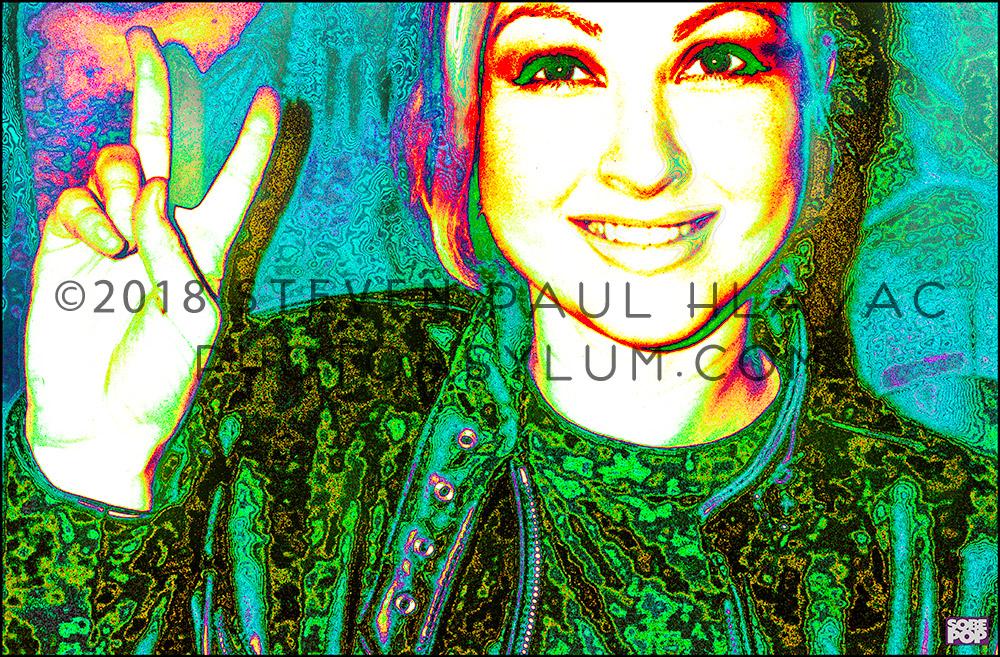 Cyndi Lauper - singer/songwriter