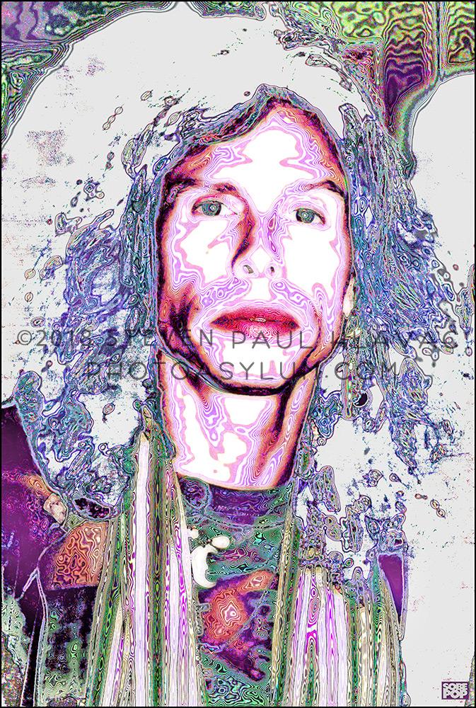 Steven Tyler - singer/musician
