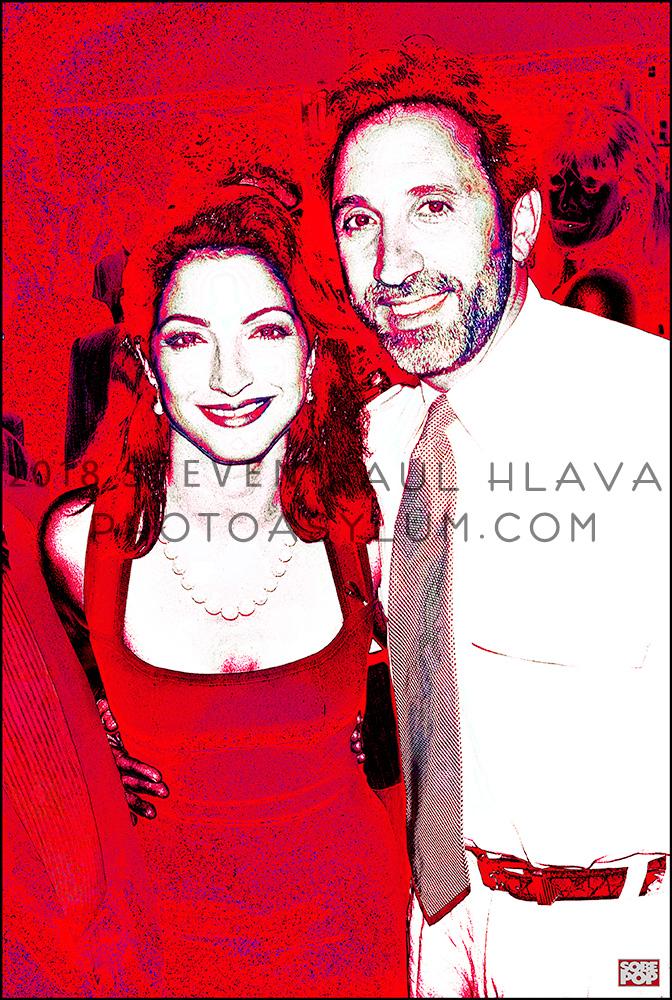 Gloria and Emilio Estefan - singer/producer couple