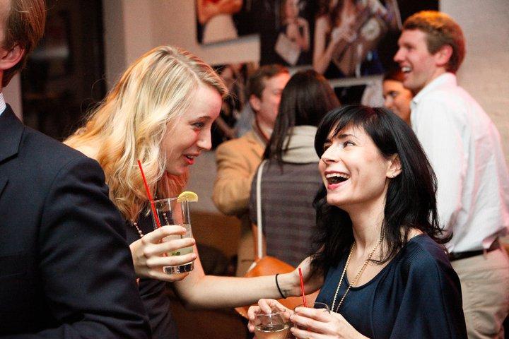 Lauren Rayner during an interview   Huffington Post  and   Luna Luna Magazine  columnist  Jill Di Donato