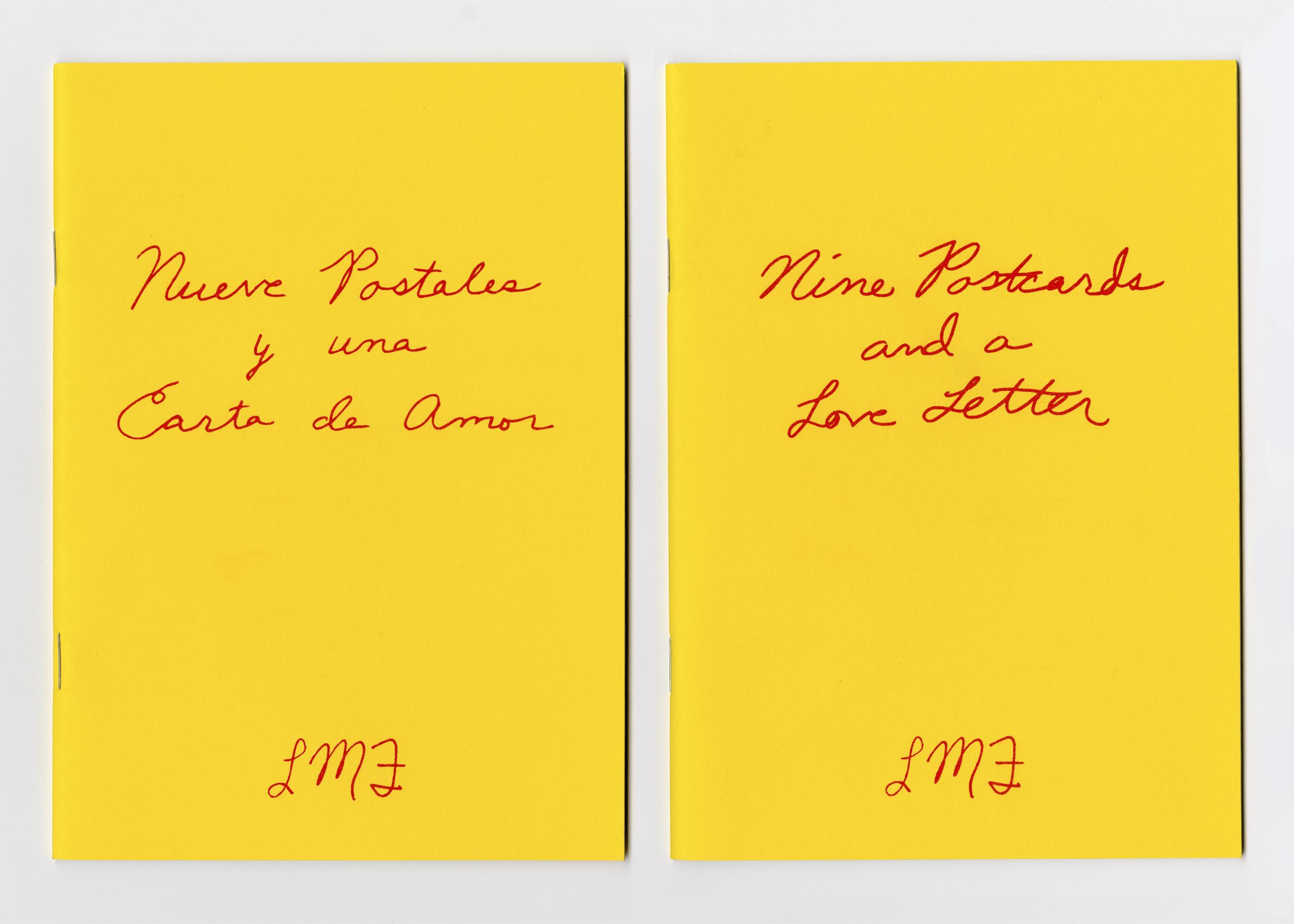 Nine Postcards and a Love Letter, w/Lauren Moya Ford