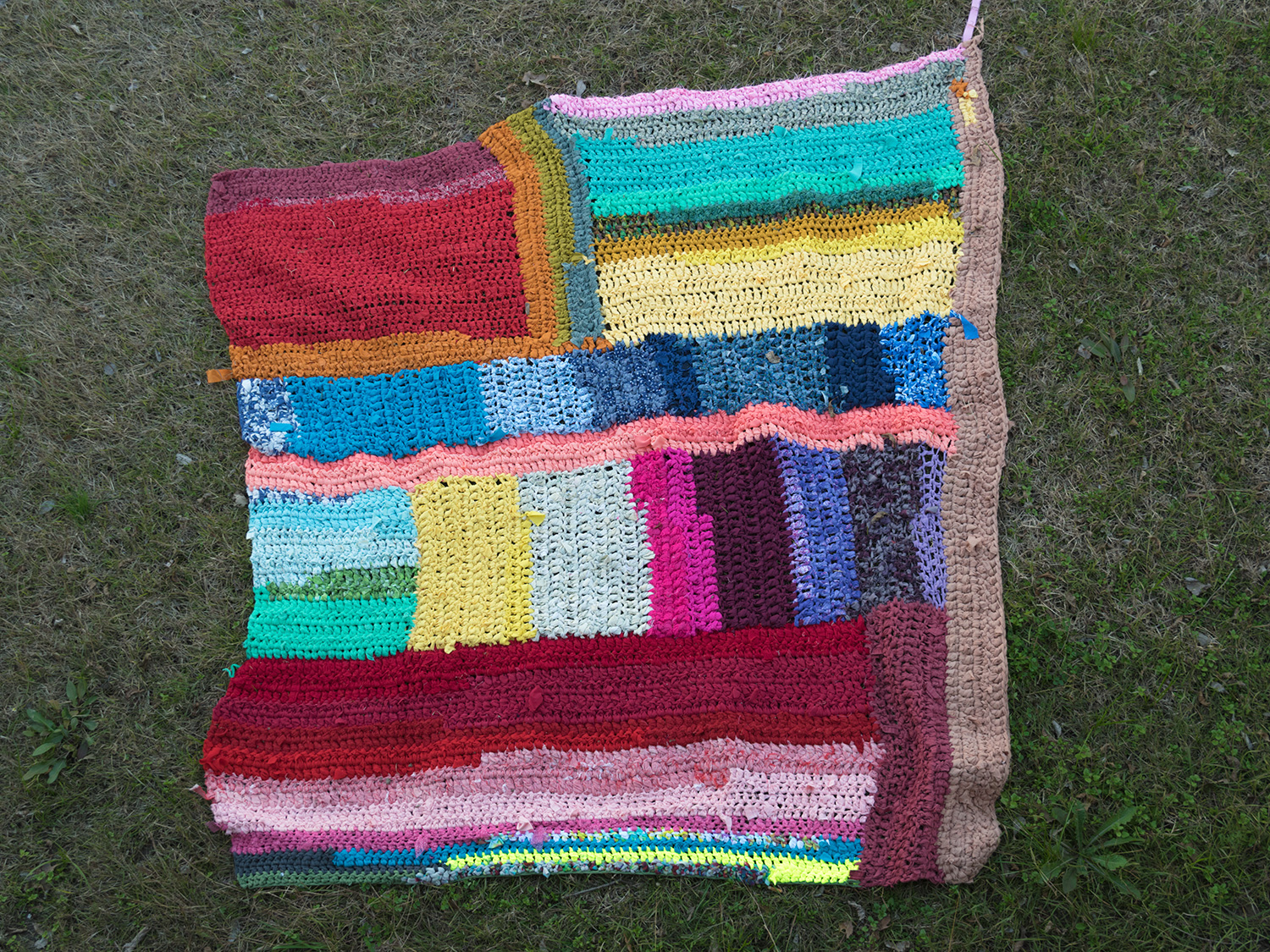 Houston Rag Rug