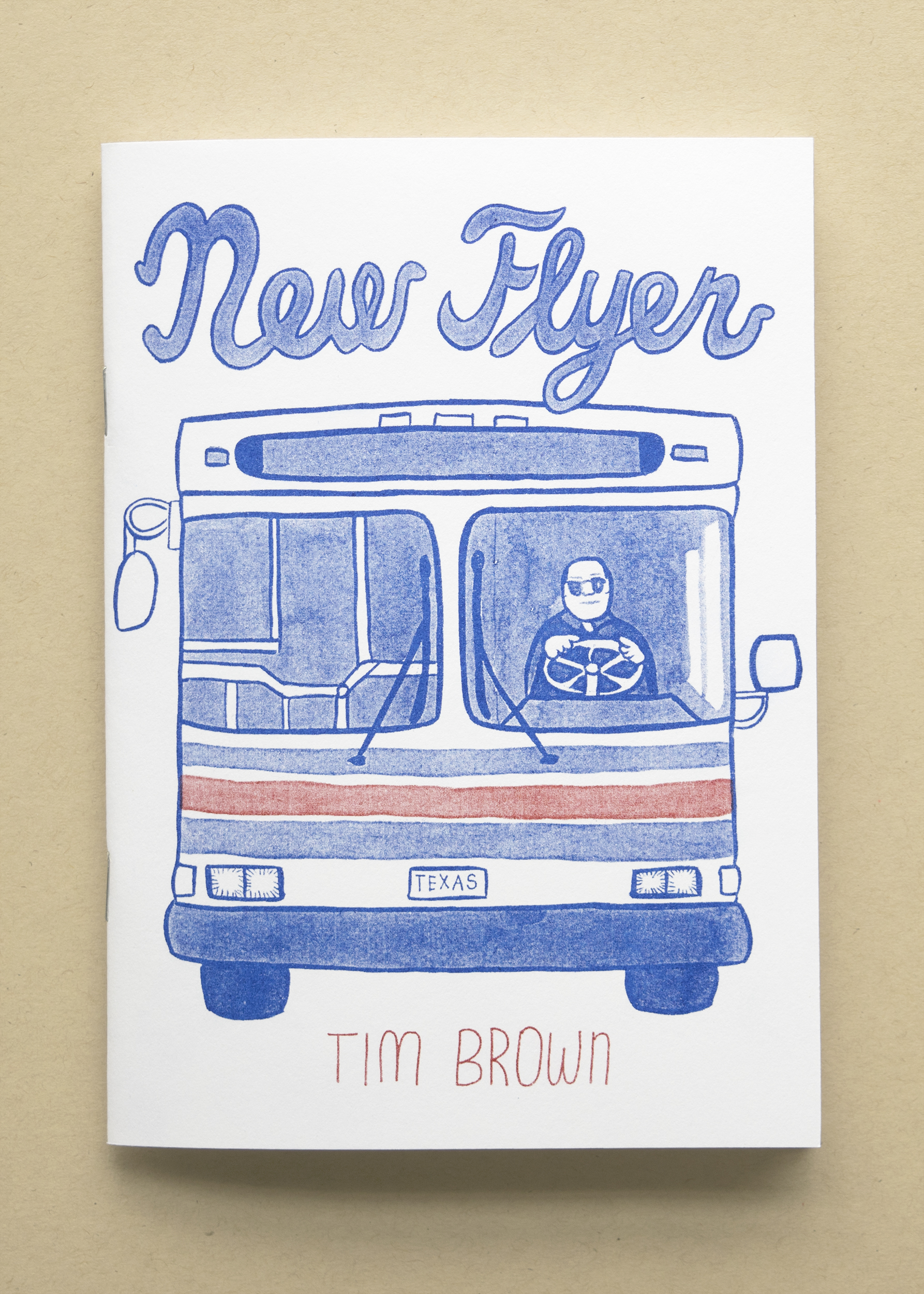 New Flyer by Tim Brown
