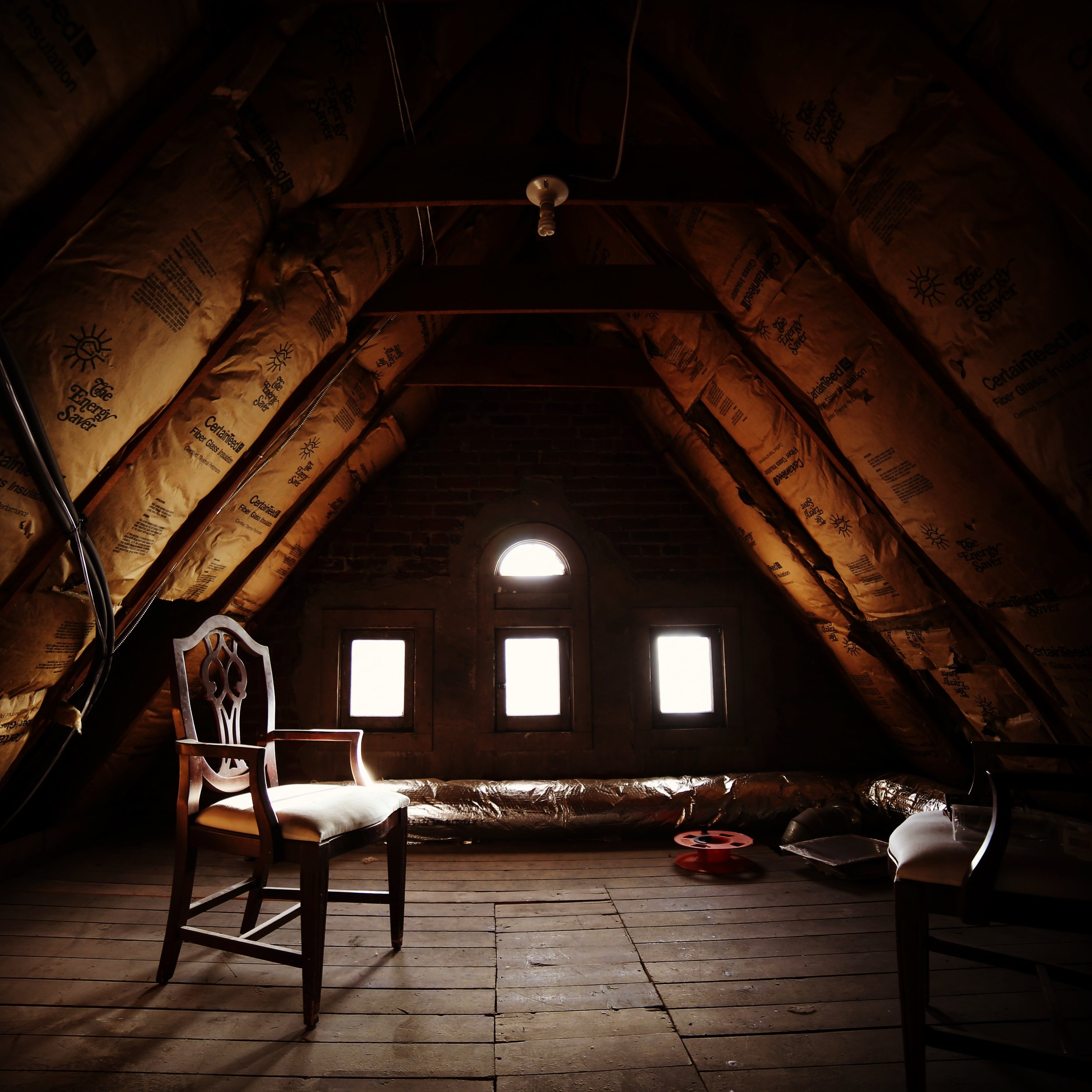 Stories in the Attic