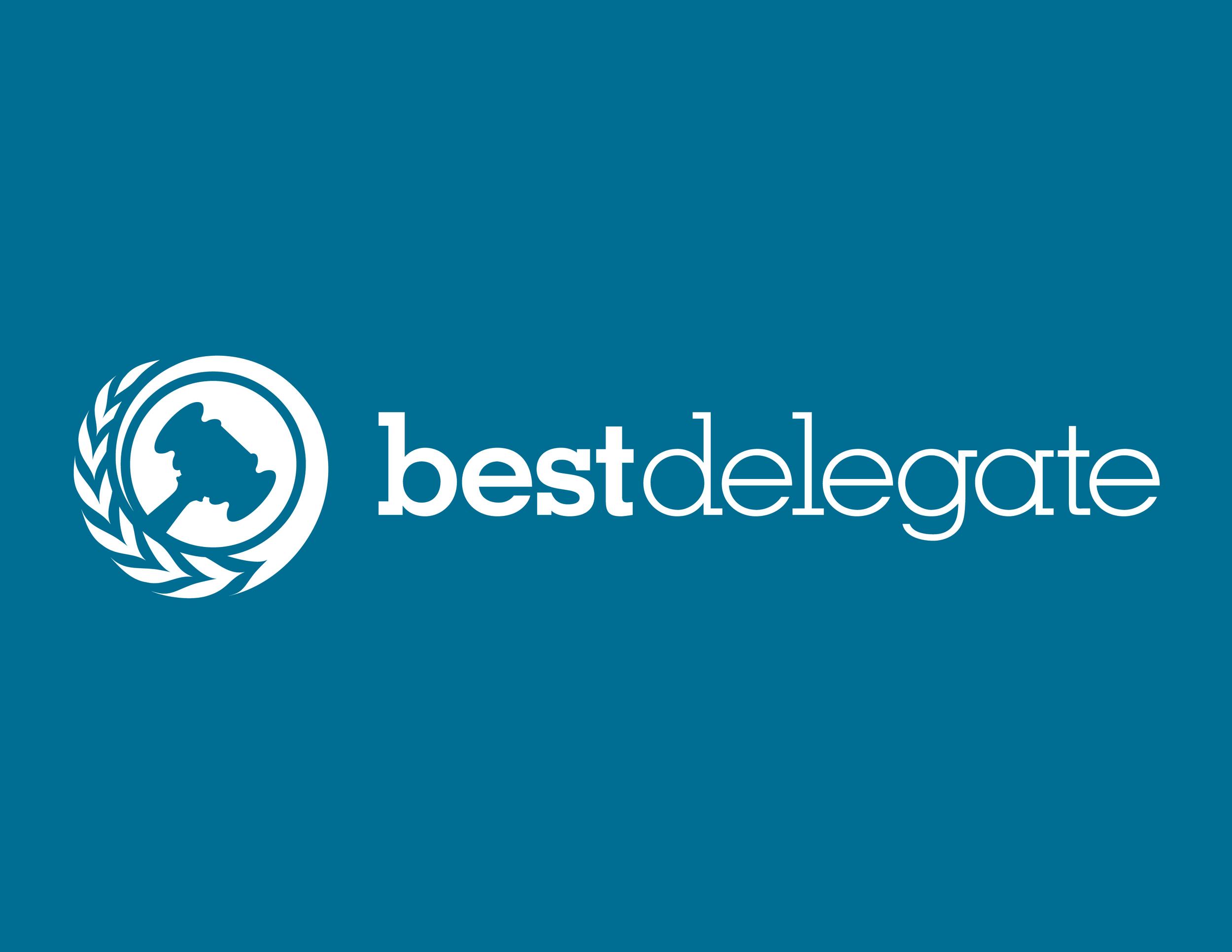 Website: B est Delegate
