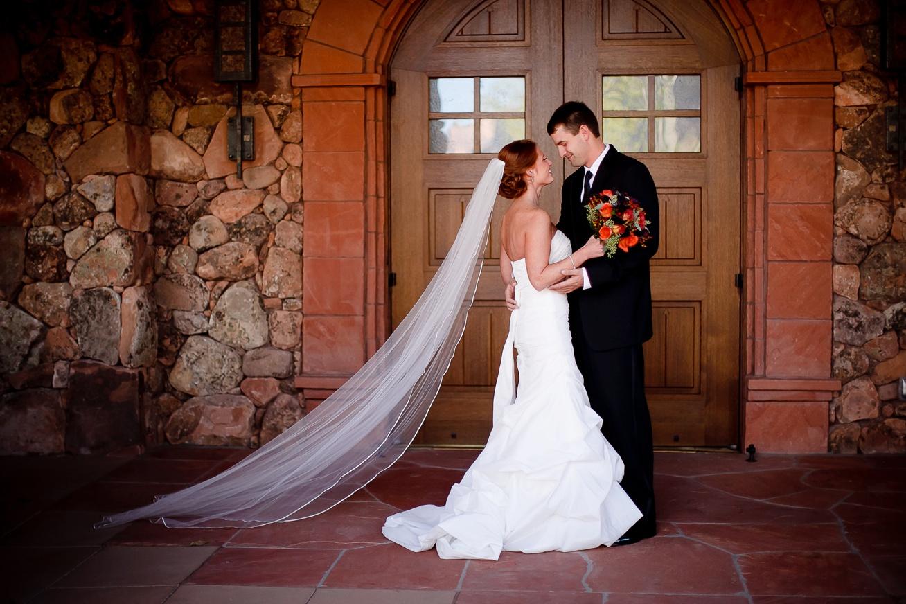 Gateway Canyons Wedding couple.JPG