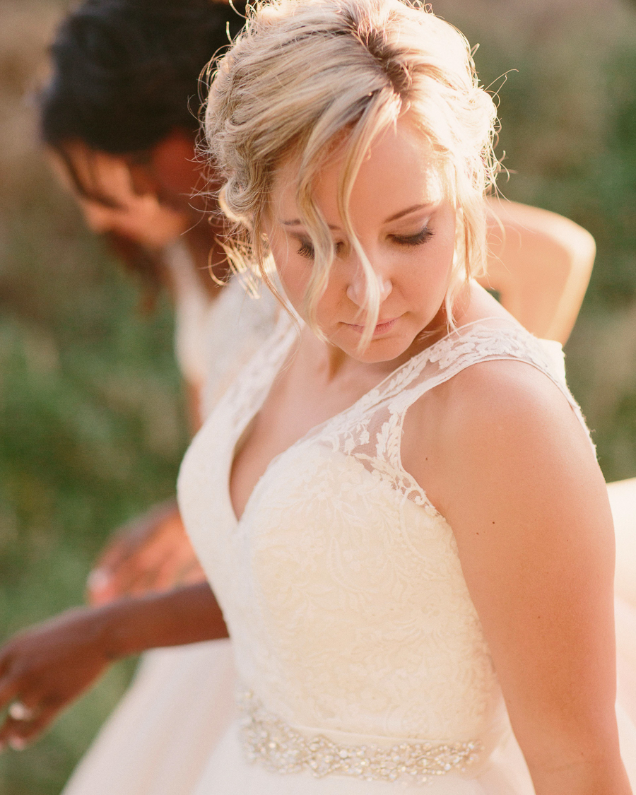 Wedding Dress by Allure Bridals for Annelise Bridal Boutique / photo: Cat Mayer Studio