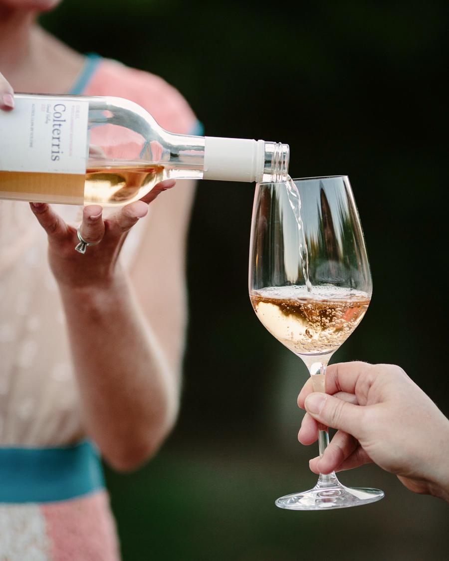 Cultures Coral Wine / Photo: Cat Mayer Studio