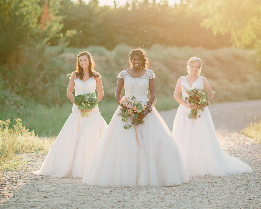 Annelise Bridal Boutique featuring Allure Gowns / Photo: Cat Mayer Studio