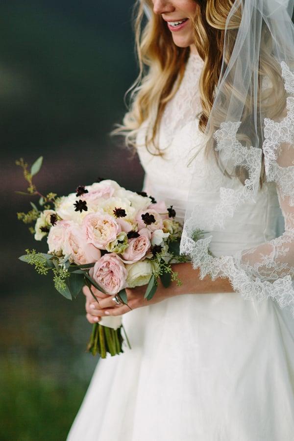 Bridal Bouquet / San Sophia Overlook wedding, Telluride / Cat Mayer Studio