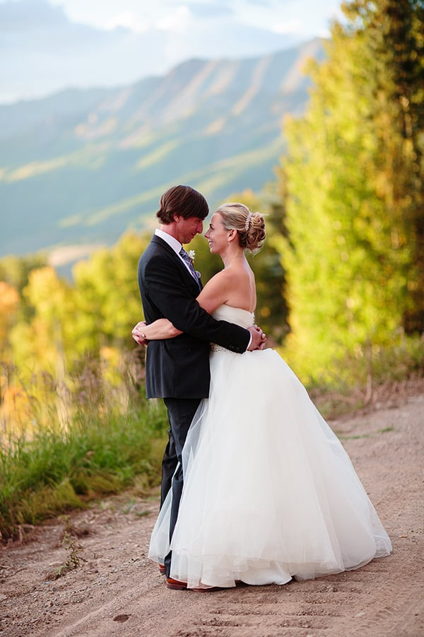 Autumn fall wedding at Gorrono Ranch | Telluride wedding | Photo by Cat Mayer Studio www.catmayerstudio.com