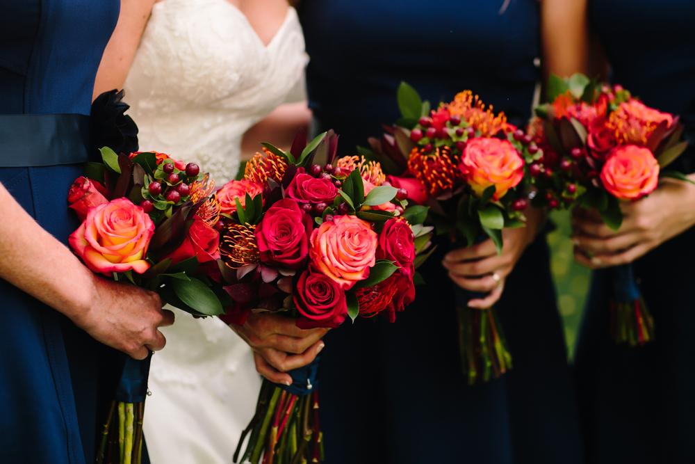 Cat Mayer Studio | www.catmayerstudio.com | Grand Junction Wedding Photography | Wedding flowers by Bride & Bloom