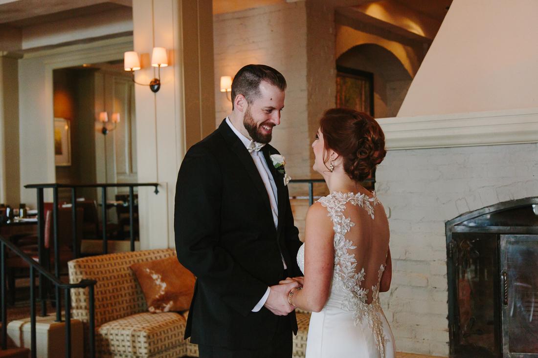 Cat Mayer Studio | www.catmayerstudio.com | Beaver Creek Vail Wedding | Bride & Groom First Look