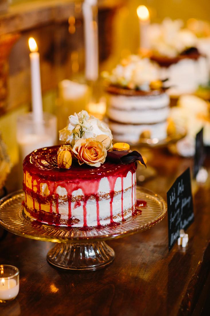Cat Mayer Studio | www.catmayerstudio.com | Park Hyatt Beaver Creek Vail Wedding | Wedding cake and styling by Stonewood Vintage