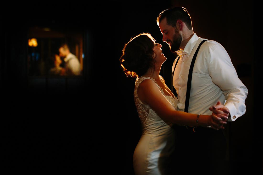 Cat Mayer Studio | www.catmayerstudio.com | Park Hyatt Beaver Creek Vail Wedding | Bride and groom first dance