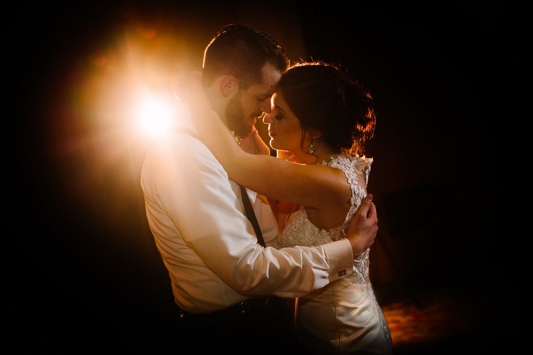 Cat Mayer Studio | www.catmayerstudio.com | Beaver Creek Vail Wedding | Bride and groom first dance