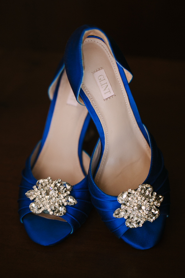 Cat Mayer Studio | www.catmayerstudio.com | San Sophia Telluride Wedding | Royal blue wedding shoes