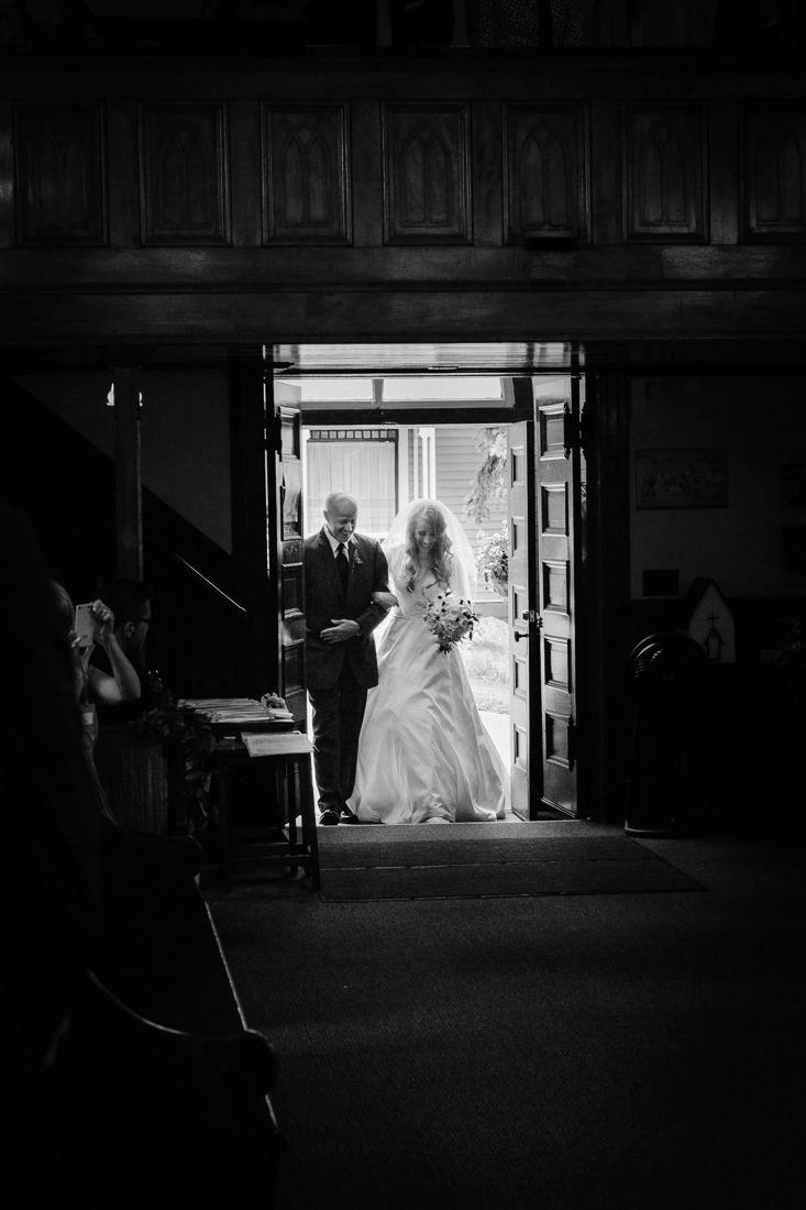St. Patrick's Catholic Church Wedding | Telluride | Photography by www.catmayerstudio.com