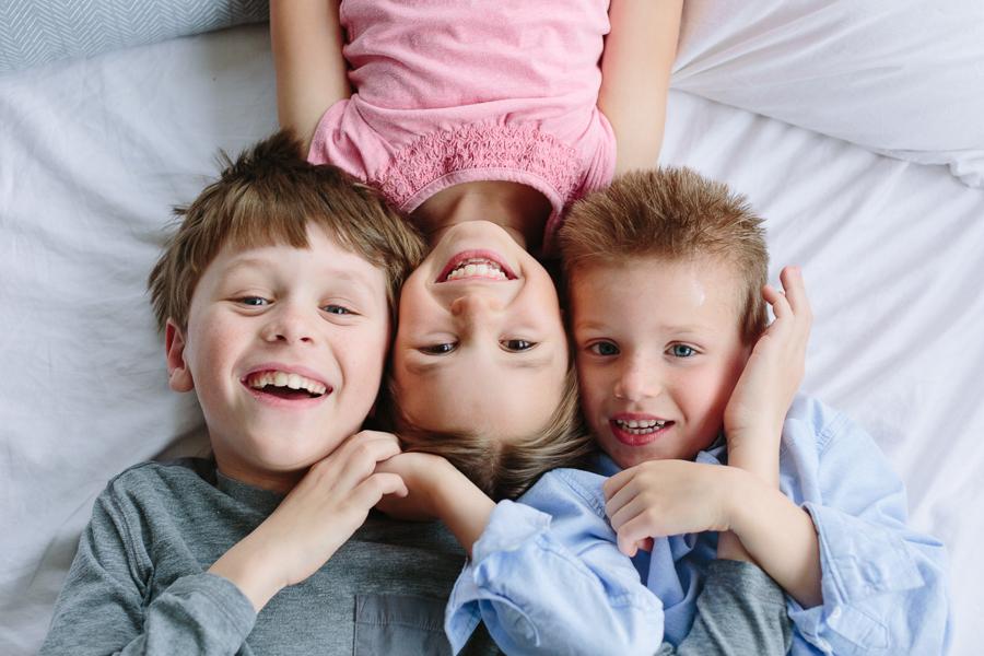 Three siblings | Cat Mayer Studio