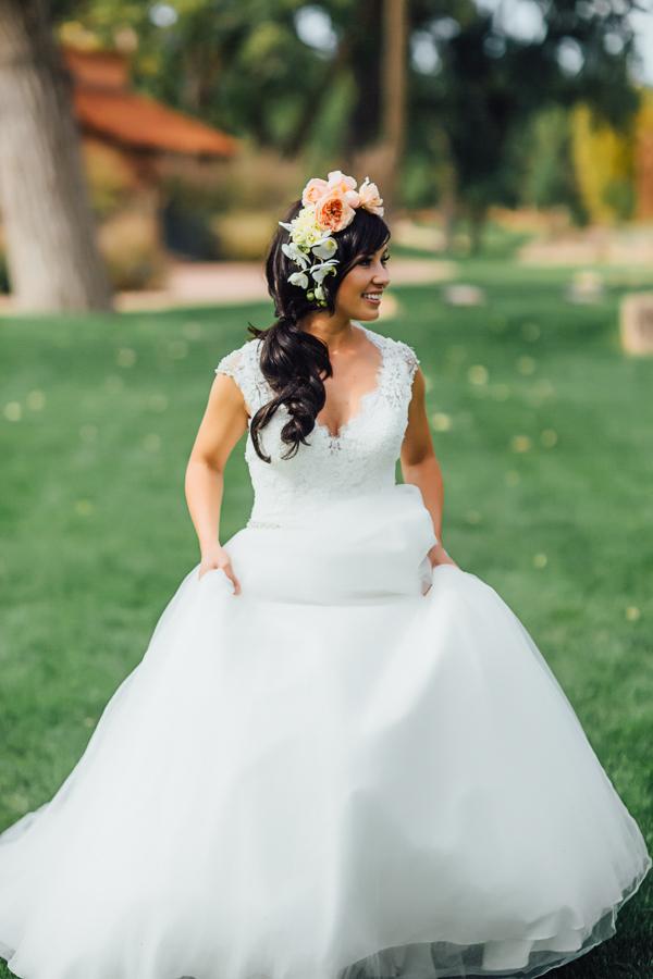 Summer Bridal Shoot in Western Colorado | Cat Mayer Photography | www.catmayerstudio.com