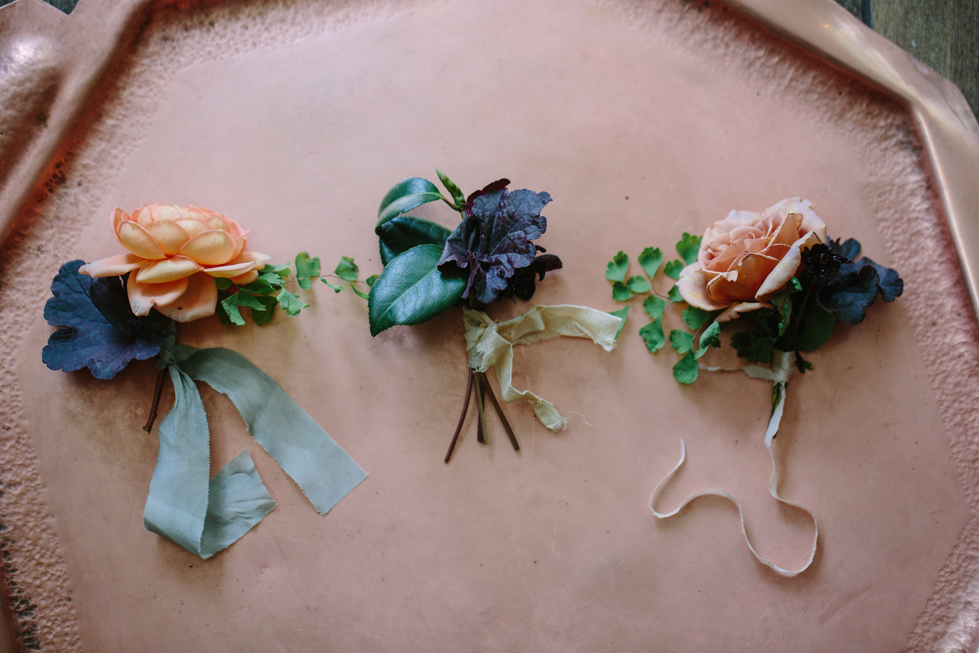 Grand Junction Wedding flowers by 3 Leaf Floral