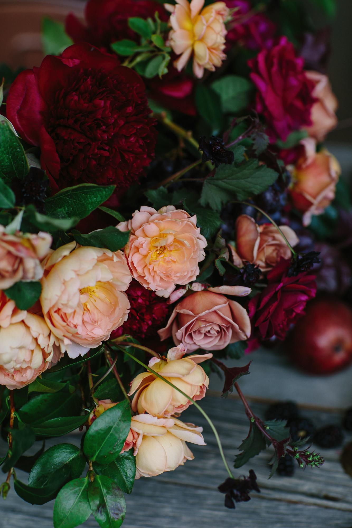 Wedding flowers by 3 Leaf Floral