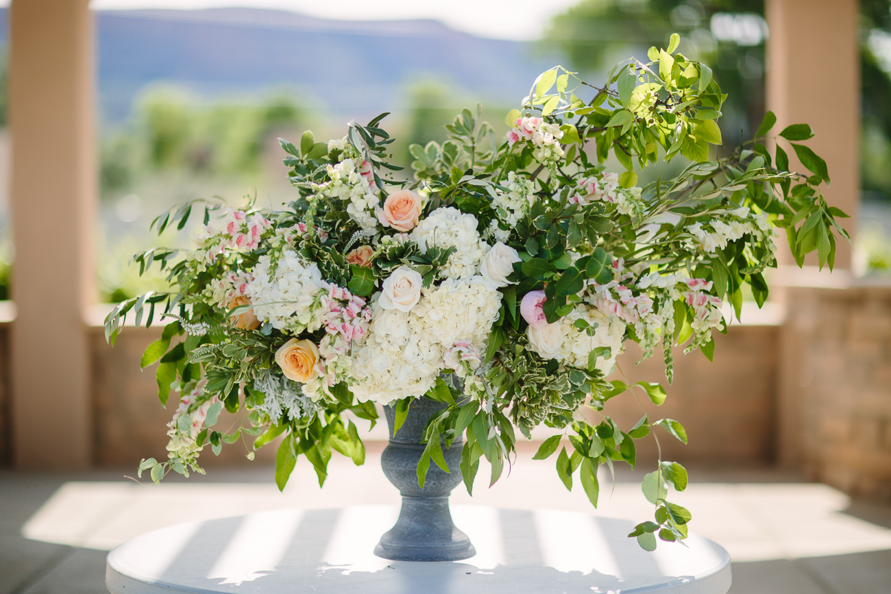 Vase of June Flowers | Cay Mayer Studio | www.catmayerstudio.com