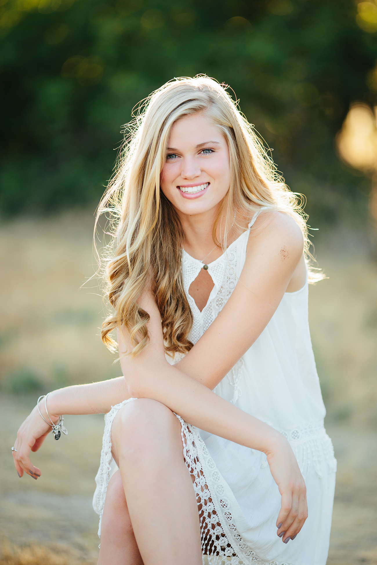 Grand Junction Outdoor Sunset Senior Pictures