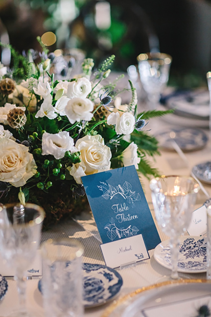 Gold Leaf Events | Aspen Ranch Destination Wedding with florals by Aspen Branch