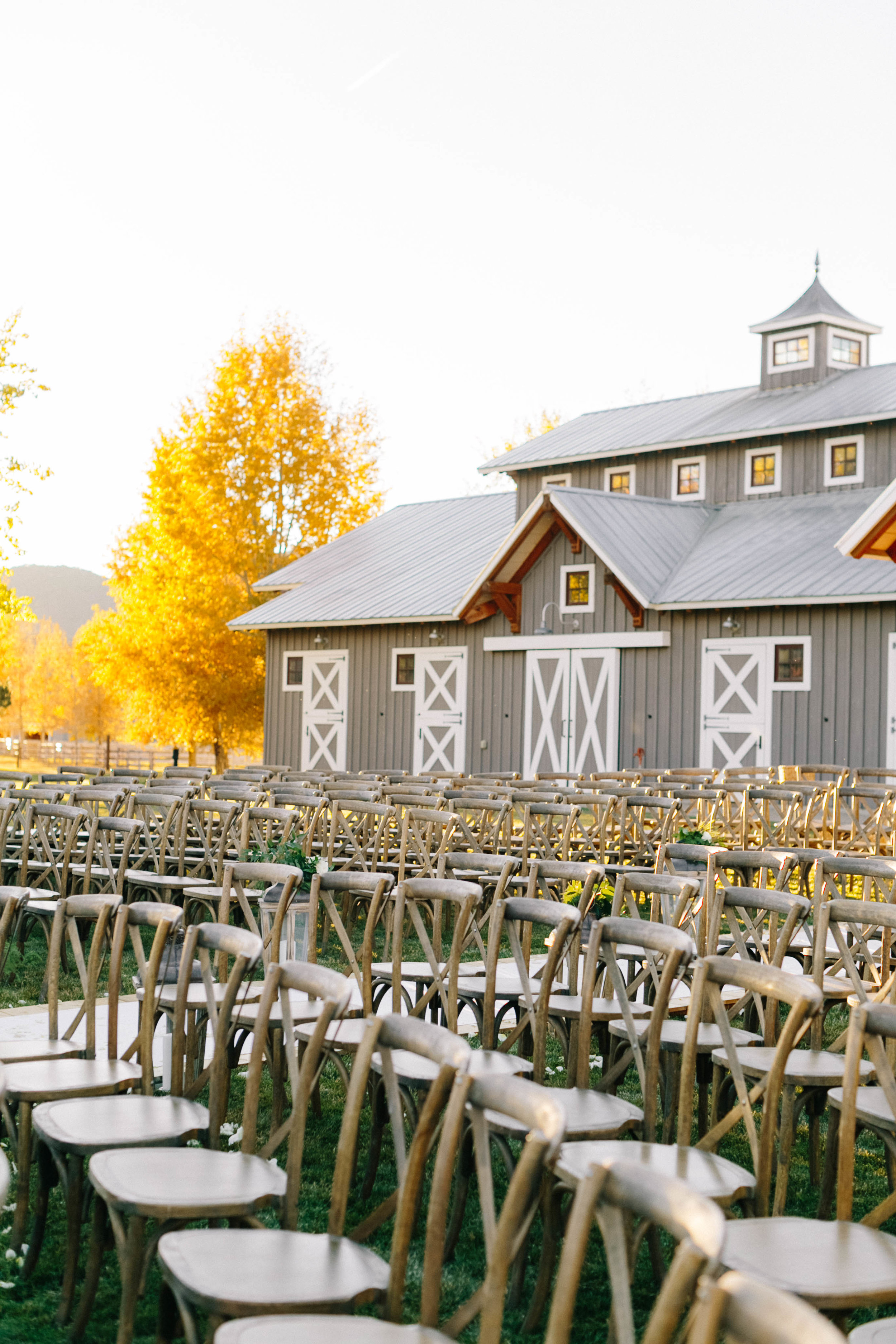 Chaparral Ranch Wedding by Gold Leaf Events