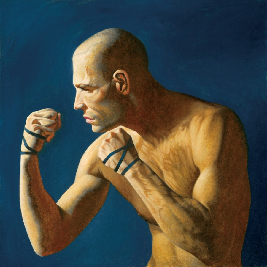 Greek Boxer