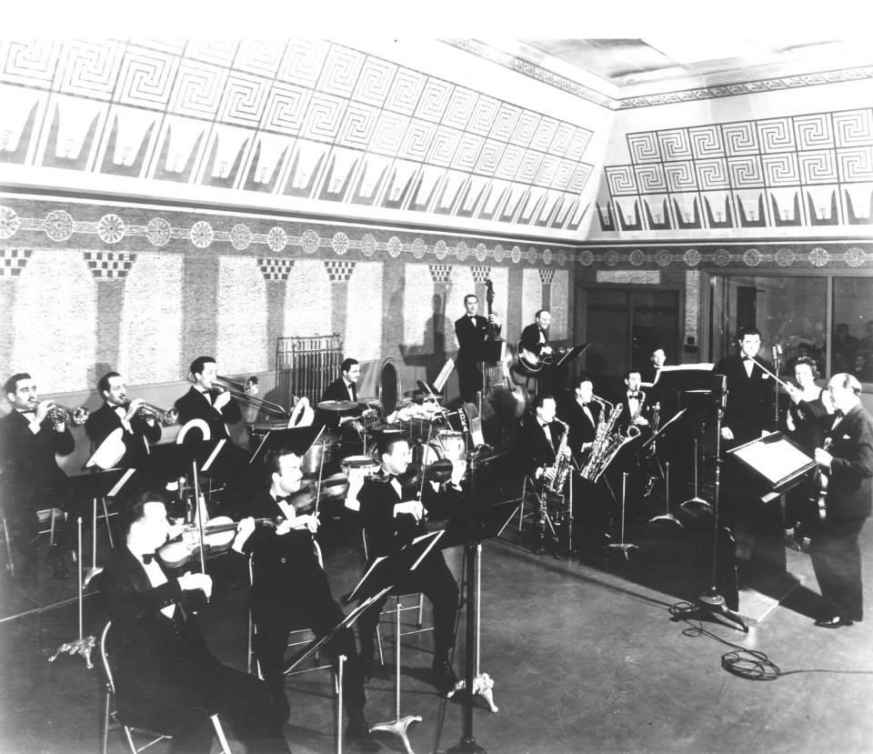 1922: Frank Conrad, founder of KDKA