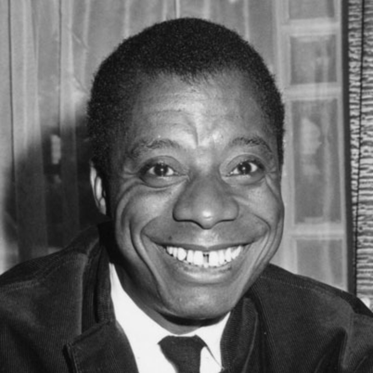 James Baldwin, a gay black writer who wrote many publications, one of the most prominent being  Giovanni's Room , a romance book with gay themes. He also created a representation for LGBTQIA+ people of color in a world that viewed the community as effeminate, middle-class white men.