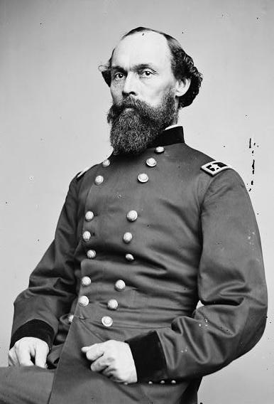 Maj. Gen. Gordon Granger   Photo by Texas State Historical Association.