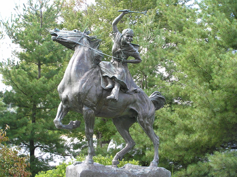 Sybil Ludington - In a similar quest to Paul Revere, 16-year old Sybil Ludington rode through the night to warn minutemen in Putnam county, New York, that the British were coming. Unlike Revere, Ludington completed her quest and made it home safely, traveling over 40 miles with her horse in the process. Ludington acted as an early purveyor of communication systems when there was no time for letters and no phones/telegrams/email in existence. Without her