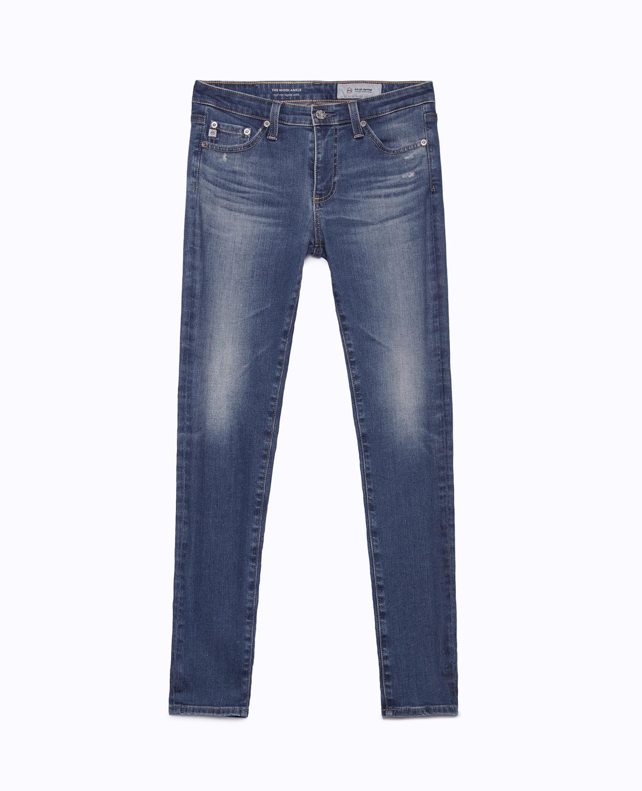 Ag Middi Ankle Jeans