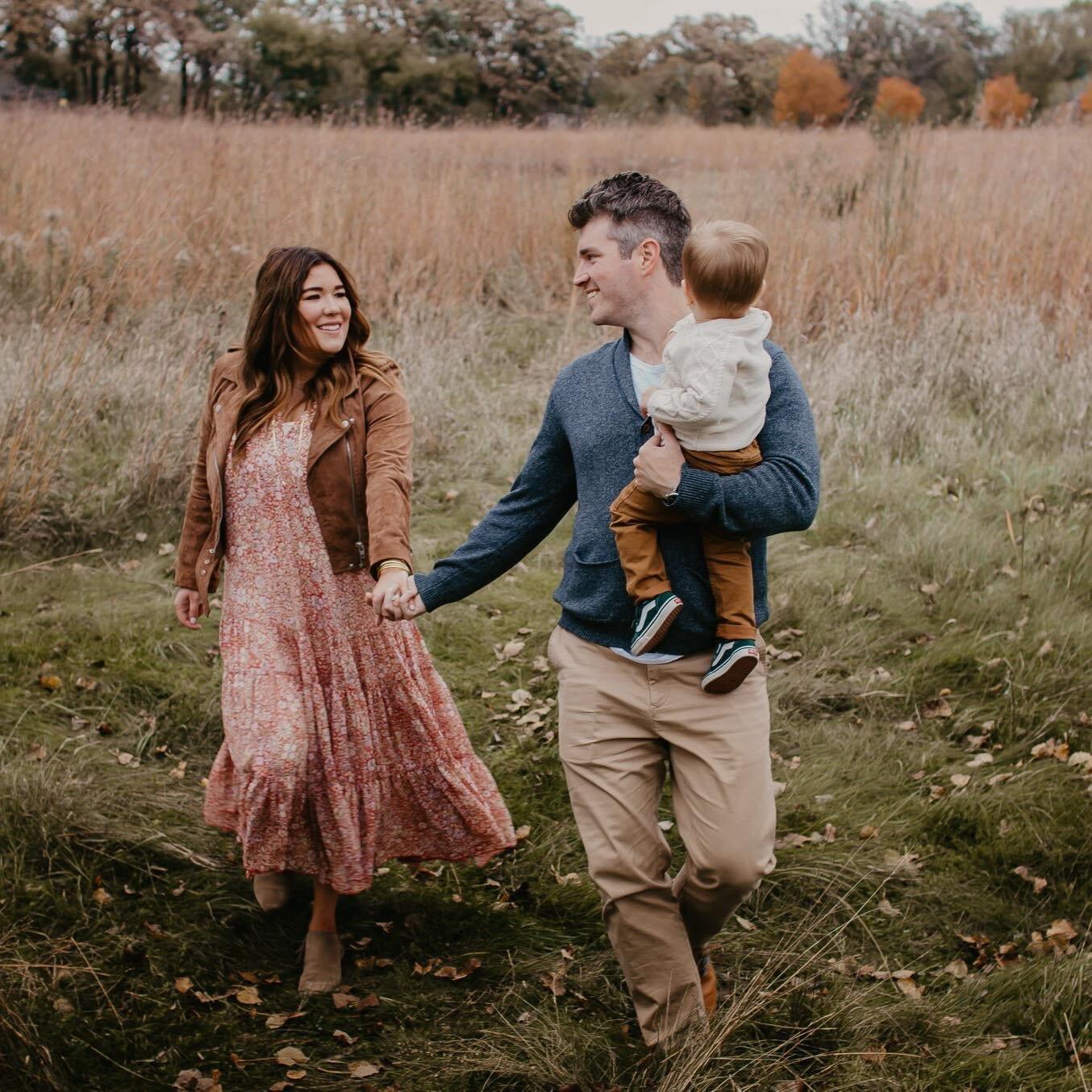 Fall Family Photo Free People Dress Photo