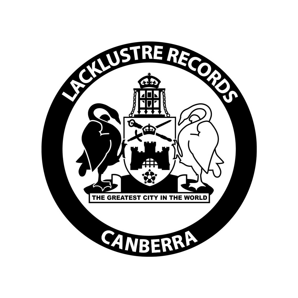 Lacklustre Records  is an independent record label from Canberra, focusing on nothing in particular, with a catalogue that spans countries and genres. Rooted in the ethos of punk, hardcore and DIY. They'll be selling an eclectic mix of records, most likely a zine or two, cd-rs, cassettes and maybe some screenprinted t-shirts or tote bags, depending on how much ink they have left.  Find out more here.