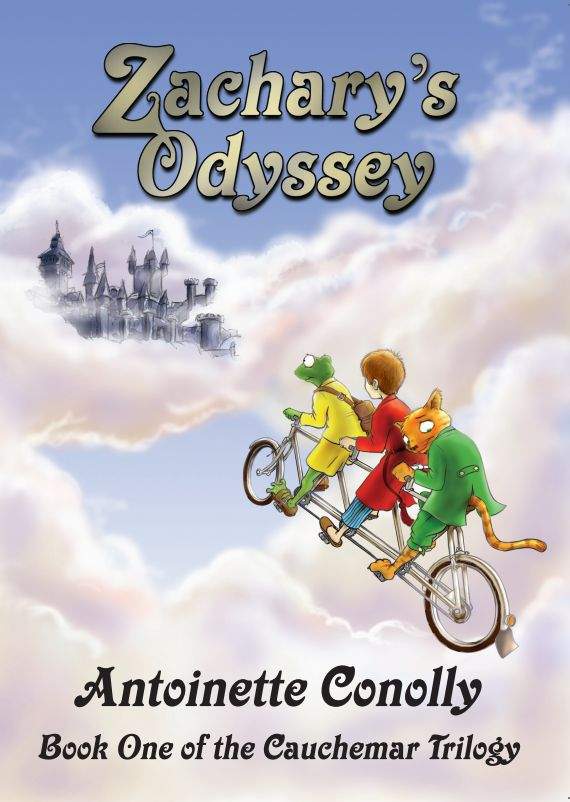 Antoinette Conolly  has been writing for 10 years and enjoys visiting primary schools talking about reading,writing and her books. Her science fiction books are for primary school children, aged between 7 to 12. She is a Member of Fellowship of Australian Writers. Find out more here.