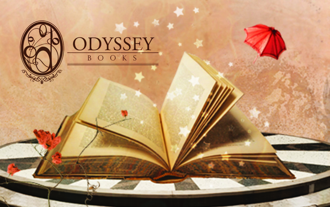 Odyssey Books  is committed to publishing engaging and beautifully written books. Books that stretch the imagination, challenge pre-existing attitudes and beliefs, or take readers to far-flung climes. Books are always a journey. And as the name suggests, they invest in epic journeys, adventurous voyages and intellectual or spiritual quests. Readers are sure to find a book within their range of titles to challenge, inspire and entertain. Find out more here.