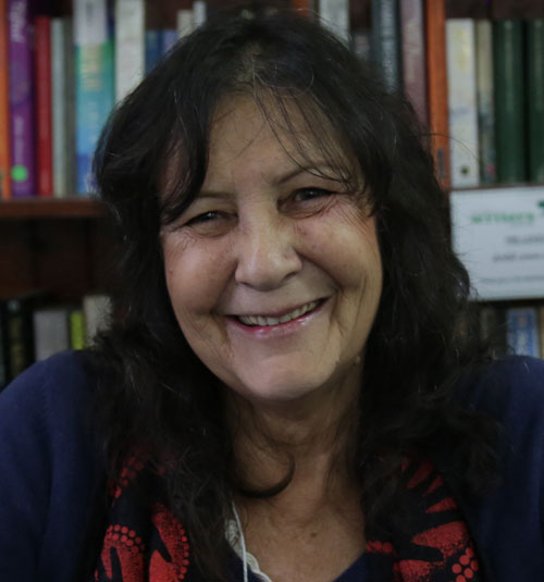 The Chair of the First Nations Australians Writers Network (FNAWN), a Wiradjuri woman   Kerry Reed-Gilbert  has performed and conducted writing workshops nationally and internationally. In 2013 she co-edited a collection of works with the US Mob Writing group By Close of Business, and was co-editor for the Ora Nui Journal a collaborative collection between First Nations Australia writers and Maori writers. Her poetry and prose have been published in many journals and anthologies nationally and internationally. She has published numerous books and publications. Her works has been translated in French, Korean, Benglai, Dutch and other languages.