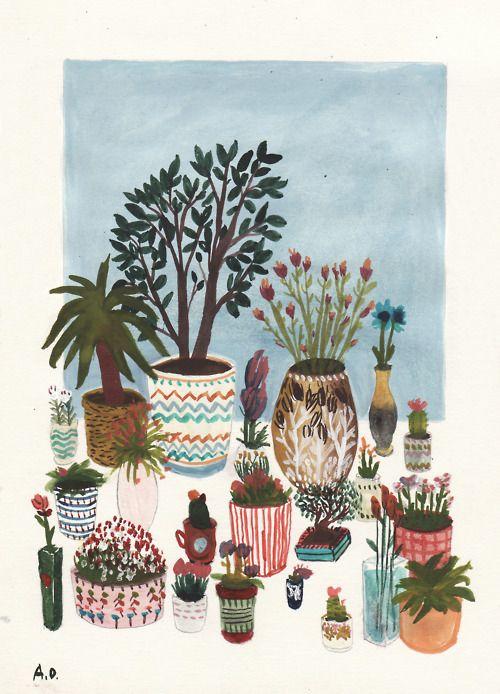 Illustration by  Angela Dalinger