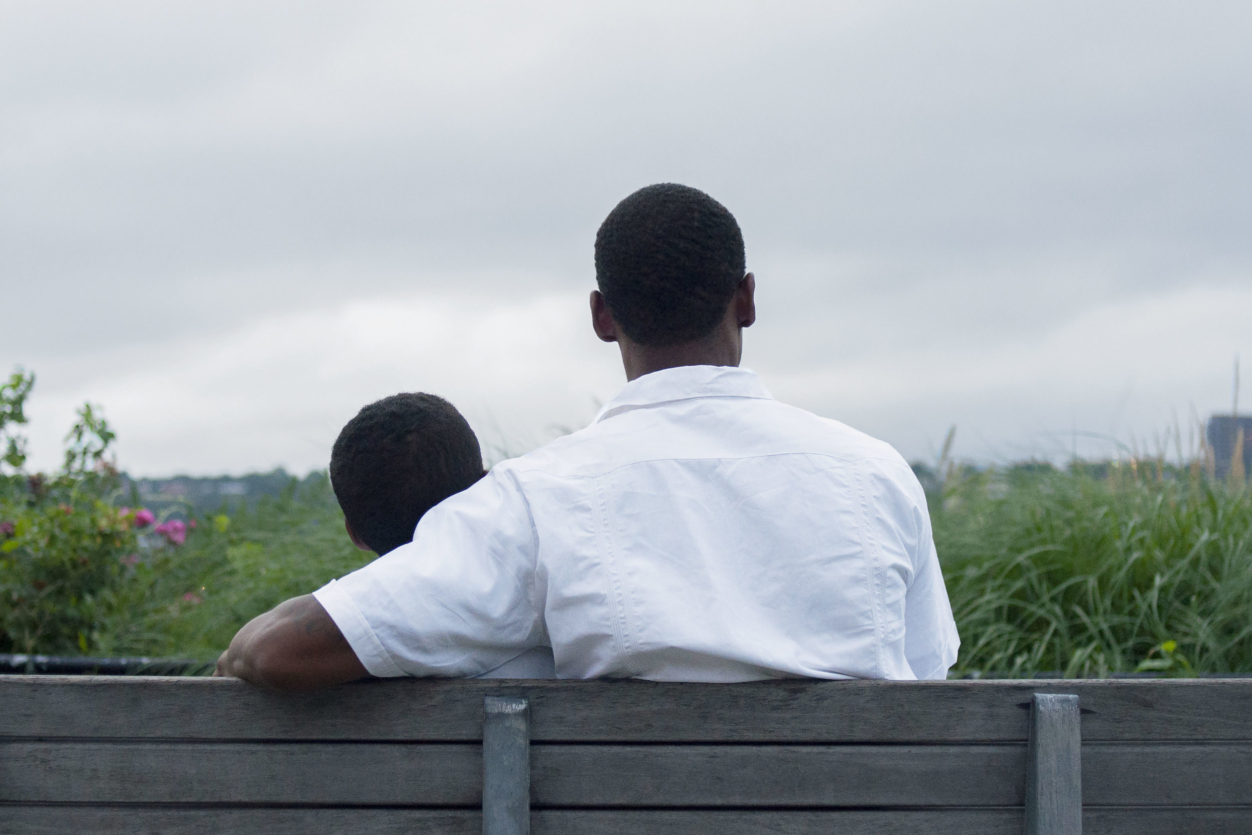 """3. Understanding aka Child is the application of 1+2. Love is the highest form of understanding and there is no higher form of love than that for one's child. Clarence was """"the father"""" to many but he was also a father to his children. They were deeply affected by his death and subsequent absence from their lives."""